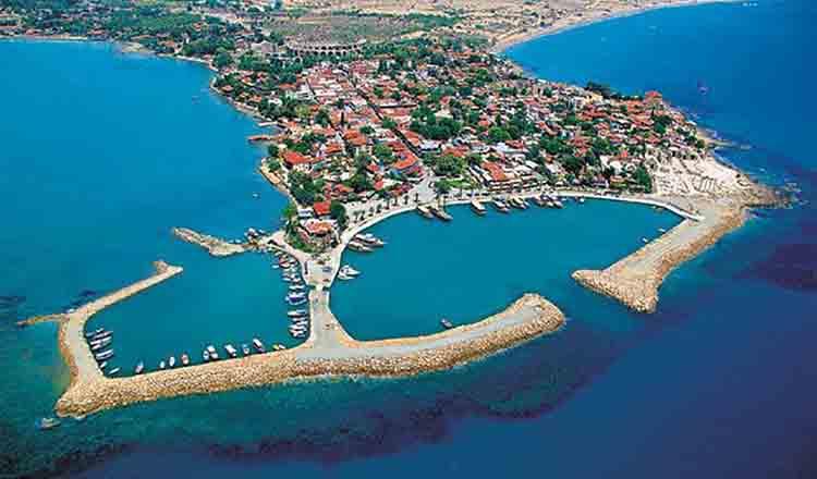 Obiective turistice Side din Turcia