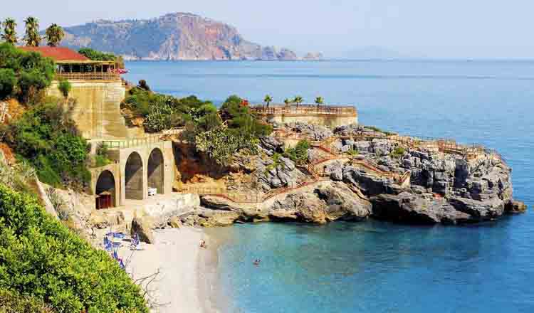 Obiective turistice Alanya din Turcia
