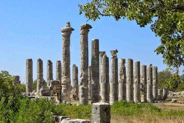 Silifke - Templul lui Jupiter Olbios