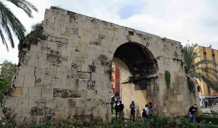 Obiective turistice Tarsus din Turcia