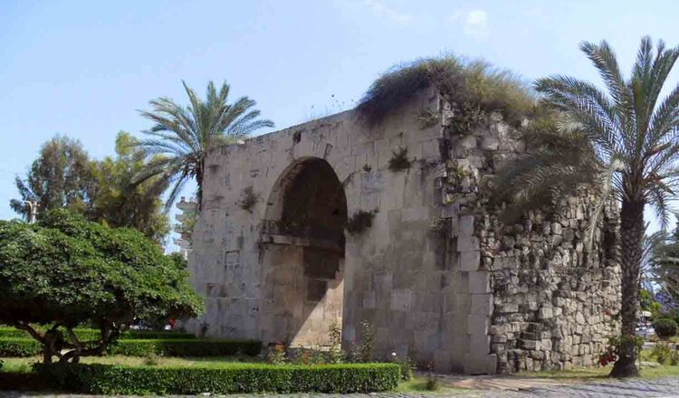 Portul antic din Tarsus