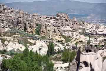 Cappadocia - Uchisar