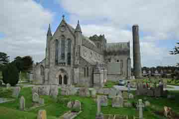 Kilkenny - Sf. Canice's Cathedral