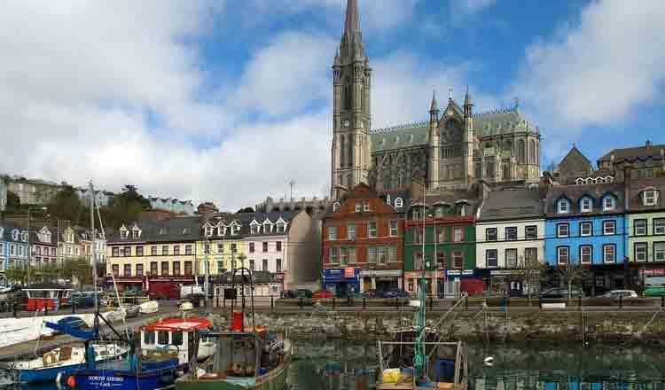 Obiective turistice Cork din Irlanda