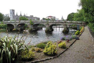 Galway - Podul Salmon Weir Bridge