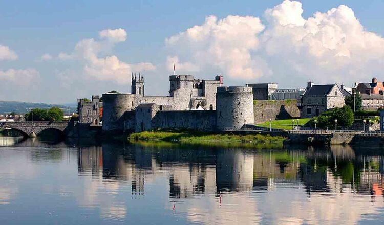 Obiective turistice Limerick din Irlanda