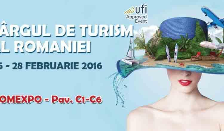 7 zile pana la Targul de Turism al Romaniei