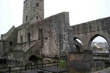 Sligo - Sligo Abbey