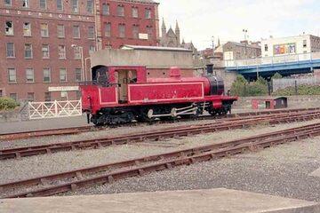 Londonderry - Foyle Valley Railway Centre