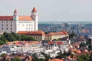 Bratislava - Castelul Bratislava