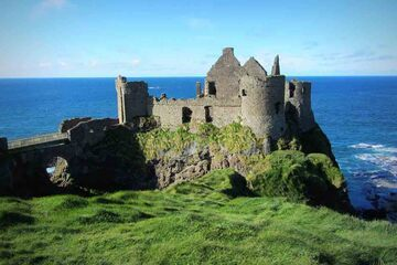 Bushmills - Dunluce Castle