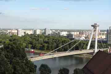 Bratislava - Podul SNP