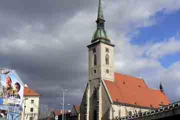 Bratislava - Catedrala St. Martin