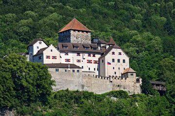 Vaduz - Castelul Vaduz