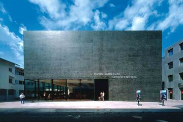 Vaduz - Liechtenstein Kunstmuseum
