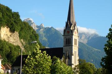 Vaduz - Catedrala St. Florin