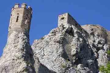 Bratislava - Castelul Devin