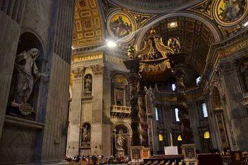 Roma - Basilica di San Pietro