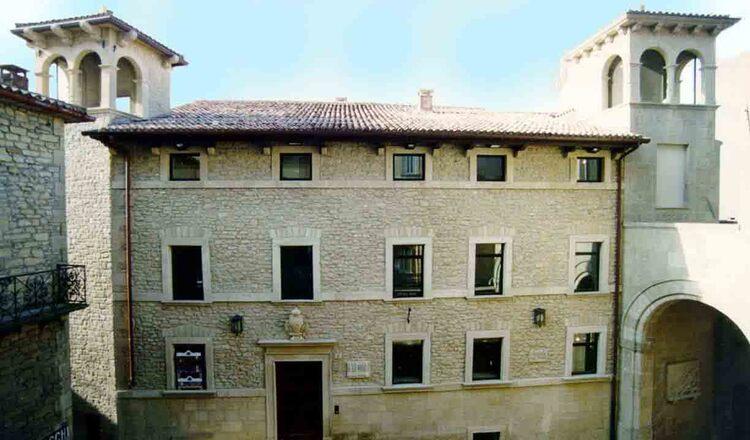 Palazzo Pergami Belluzzi