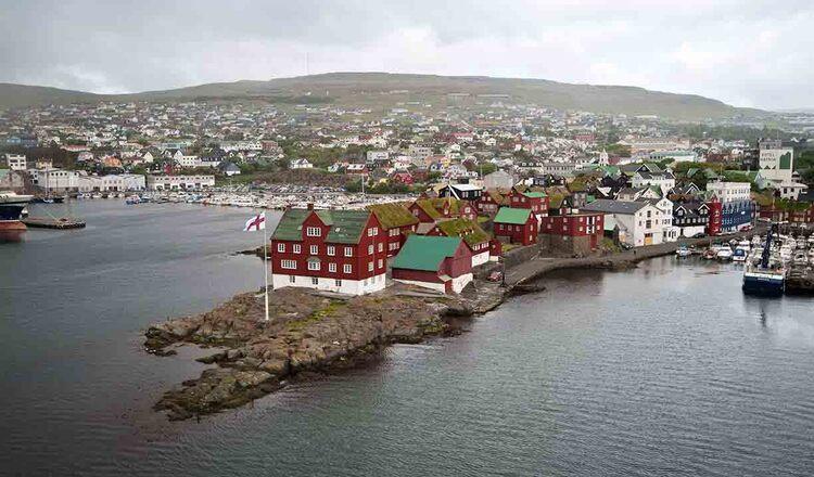 Obiective turistice Torshavn din Insulele Feroe