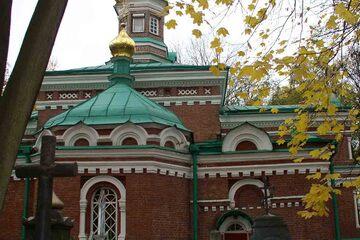 Minsk - Biserica Sf Aleksandr Nevski