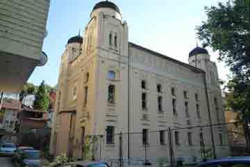 Sarajevo - Sinagoga Sarajevo