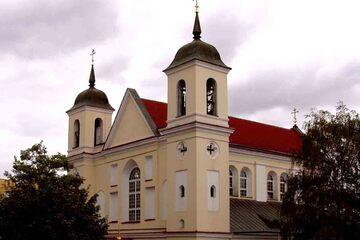 Minsk - Biserica Sf. Petru si Paul