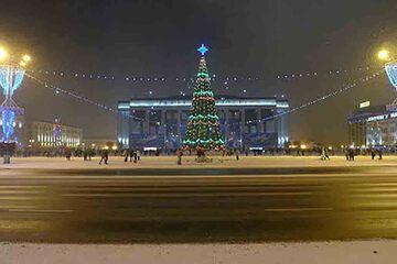 Minsk - Piata Oktyabrskaya