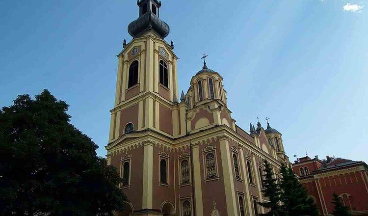 Catedrala Nasterea Maicii Domnului