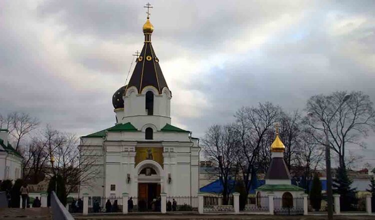 Biserica Sf Maria Magdalena