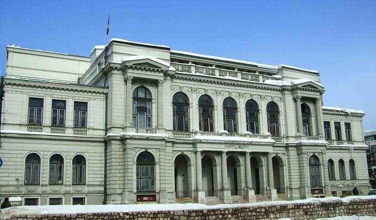 Teatrul National din Sarajevo