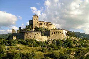 Sion - Chateau de Valere