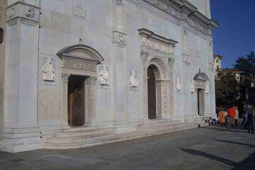 Lugano - Catedrala di San Lorenzo
