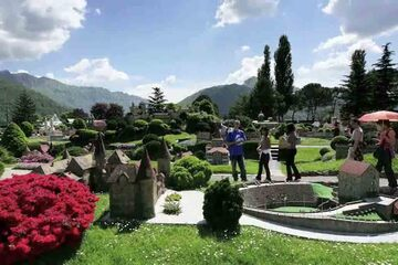Lugano - Swissminiatur Melide