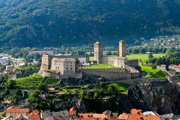 St Gallen - Bellinzona