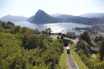 Lugano - Monte Bre