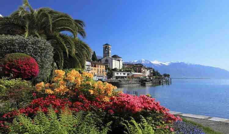 Obiective turistice Locarno din Elvetia