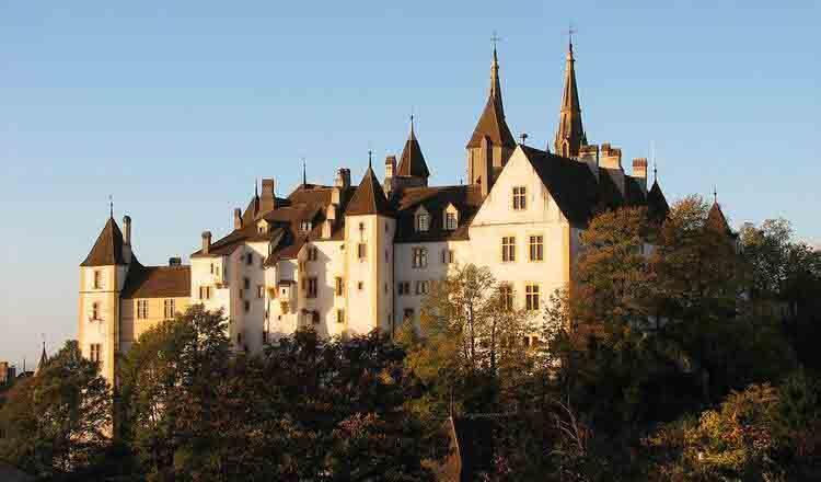 Castelul Le Chateau