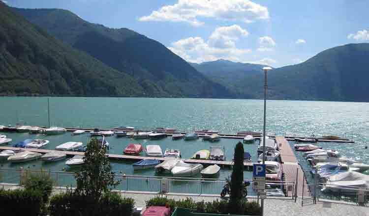 Lacul Lugano
