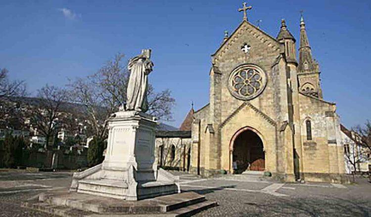 Biserica Adunarii Canonicilor La Collegiale