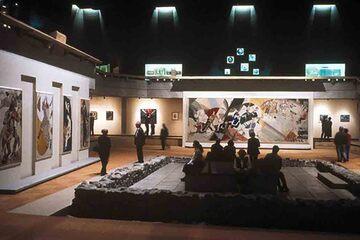 Martigny - Muzeul arheologic galo-roman