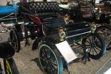Martigny - Muzeul automobilului
