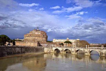 Roma - Castelul Sant Angelo