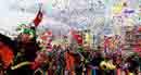 Minunatul carnaval din Xanthi - cel mai important din toata Grecia