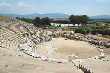 Philippi - Teatru din Philippi