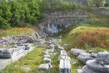 Philippi - Inchisorarea Sfantul Pavel