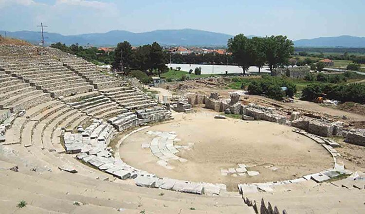 Teatru din Philippi