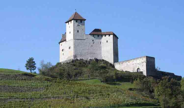 Obiective turistice Balzers din Liechtenstein