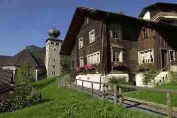 Triesenberg - Walser Heimatmuseum