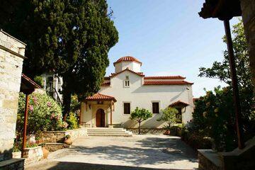 Kymi - Manastirea Moni Sotira